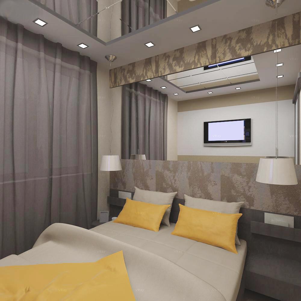 Дизайн 1 комнатной