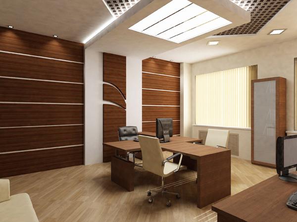 Дизайн офиса компании