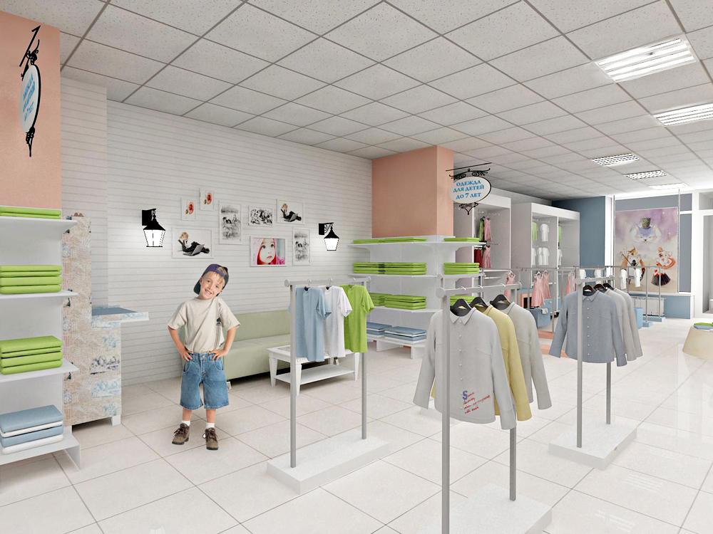 интерьеры магазинов одежды - Сумки.