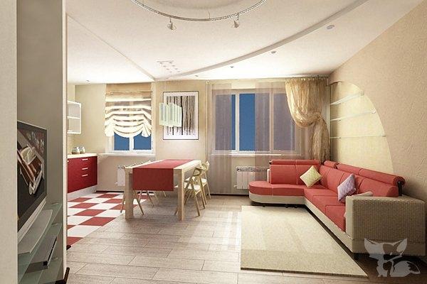 Дизайн квартир 97 серия